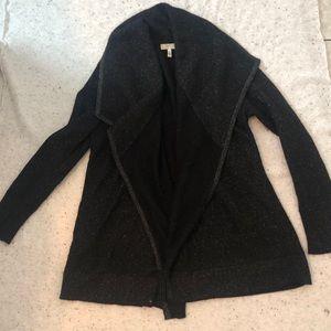 Black Cardigan Classy Sparkly S